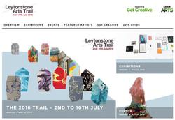 Leytonstone Art Trail 2016