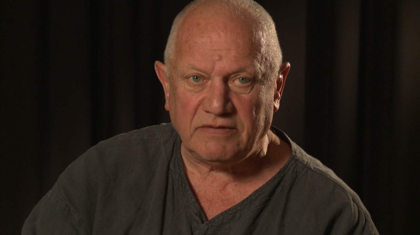 Berkoff talks about Bob Baldwin