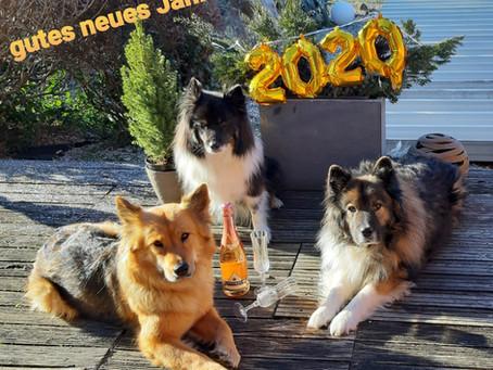 Ein gesundes, neues, spannendes 2020 wünschen die Elo aus dem Almtal und bedanken uns recht herzlich