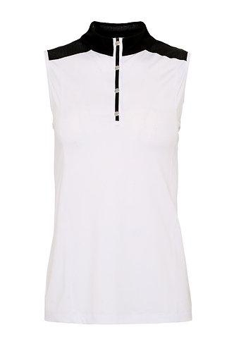 Swing Out Sister Aphrodite Sleeveless Polo Shirt
