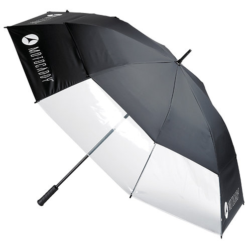 MOTOCADDY CLEAR VIEW GOLF UMBRELLA