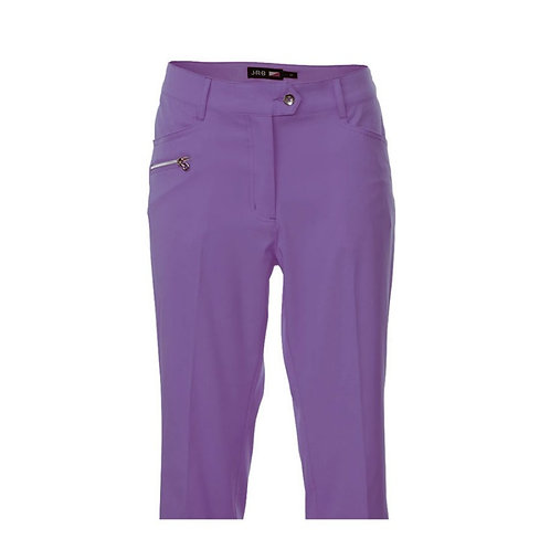 JRB Women's City Shorts - Purple
