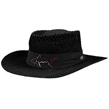 Greg Norman Straw Hat