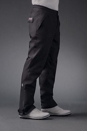 Sunderland, QUEBEC Lightweight Waterproof Trousers, Black