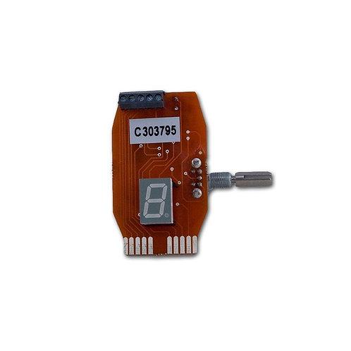 Powakaddy Digital Encoder Including Display
