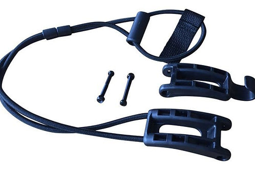Motocaddy M Series Lower Bag Strap Kit
