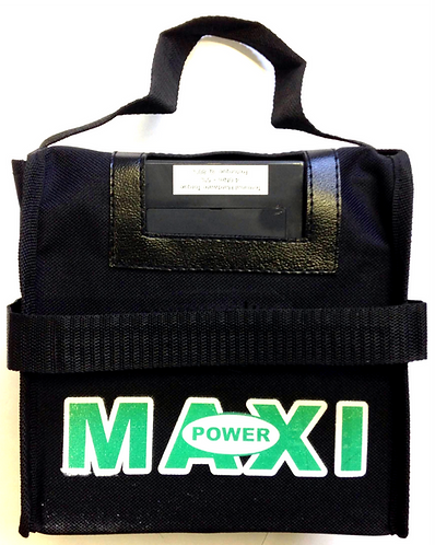 Maxi Power 26Ah Lead Acid Battery (18 Hole)