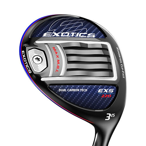 EXS 220 Fairway Woods