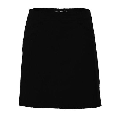 JRB Women's Pull On Skort - Black