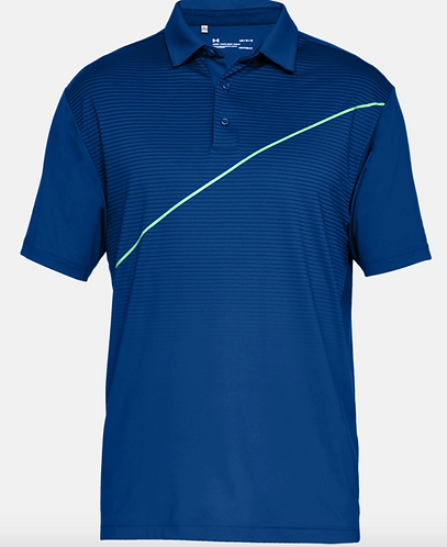 Men's UA Playoff Polo Blue