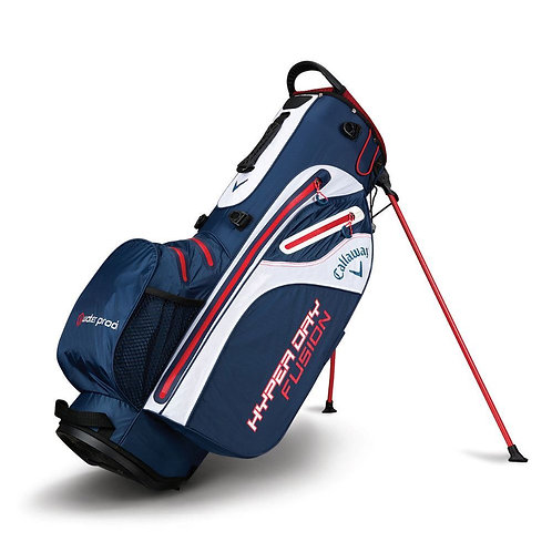 Callaway Hyper Dry Fusion Golf Stand Bag - 2018