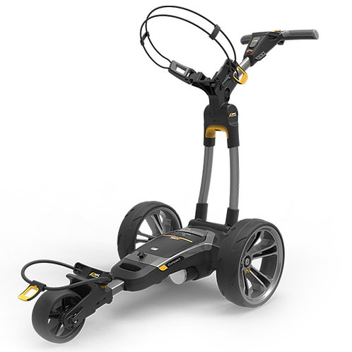 POWAKADDY CT6 GPS ELECTRIC GOLF TROLLEY 2020