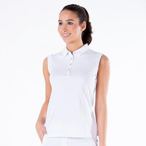 Nivo Corey Sleeveless Polo Shirt
