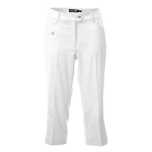 JRB Women's Capri Trousers - White