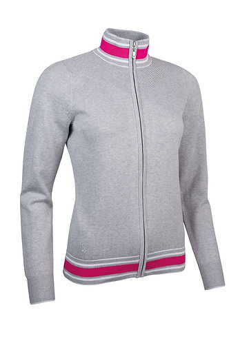 Glenmuir UMA Full Zip Sweater