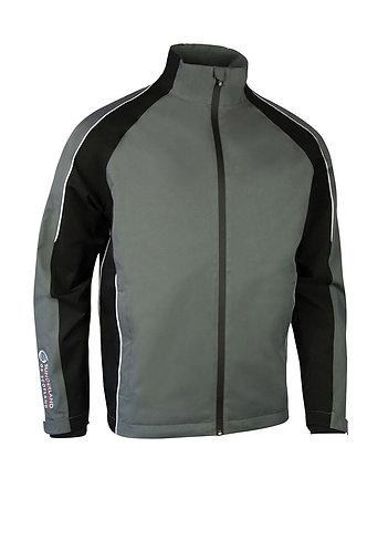 Sunderland, VANCOUVER PRO Raglan Panelled Waterproof Jacket,Gunmetal/Black/White