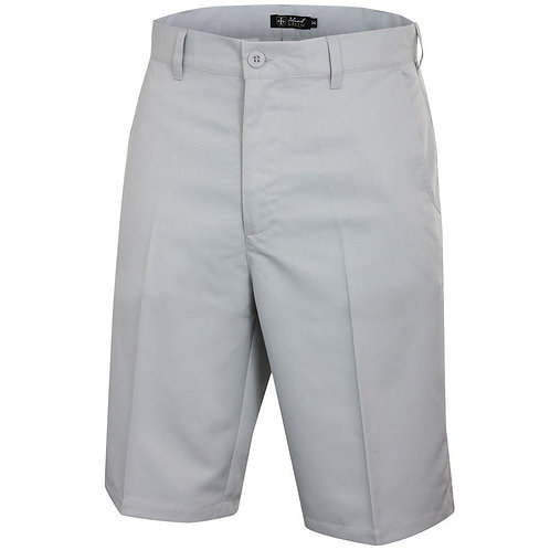 Island Green Tour Sports Shorts, Silver Grey