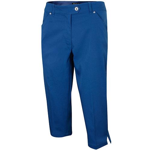 Island Green Stretch Capri Trousers