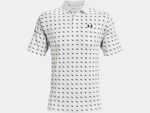 Under Armour Playoff Polo 2.0, White (132)