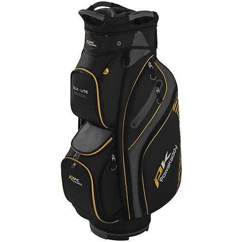 POWAKADDY 2020 DLX-LITE EDITION GOLF CART BAG