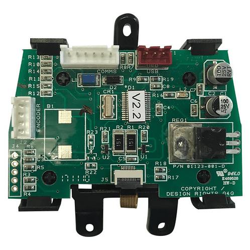 Powakaddy FW3s Handle Board With Display
