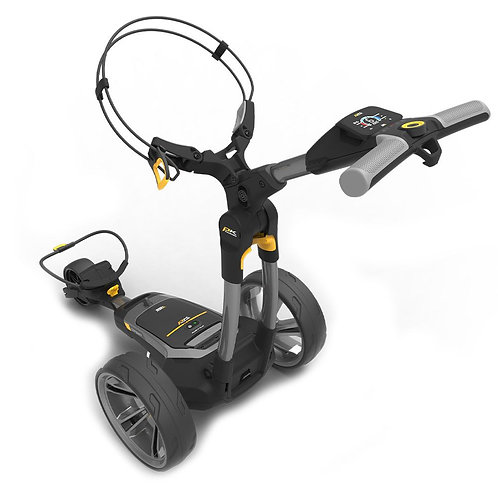 POWAKADDY CT6 ELECTRIC GOLF TROLLEY 2020