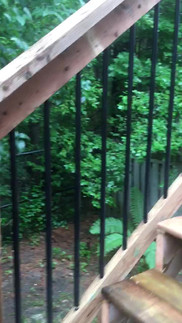 Walkthrough of Deck Build and Fence Replacement