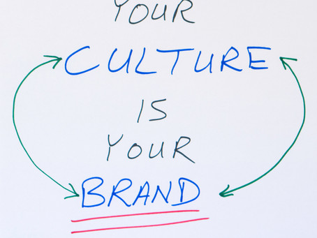 Brand + Culture:  The Unstoppable Business Force