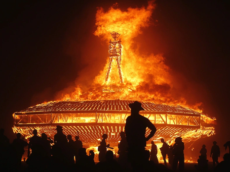 My 5 Best Business Lessons from Burning Man