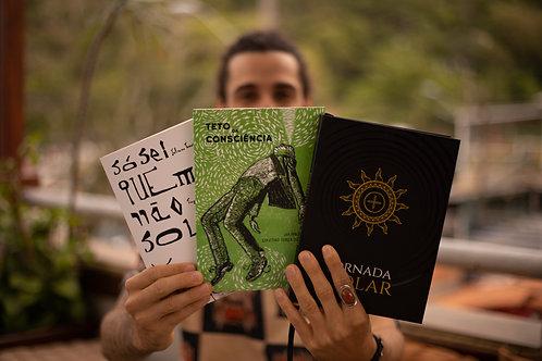 combo: Jornada 2021 + livros Juliano Poeta