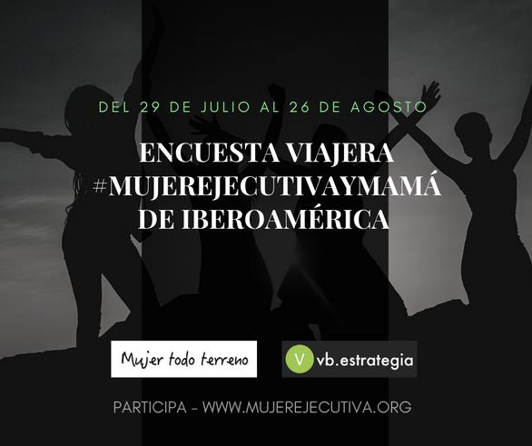 Encuesta Mujer Ejecutiva Iberoamérica