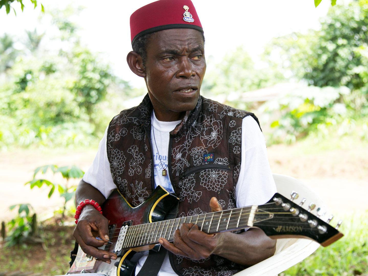 Dan Satch Okpara