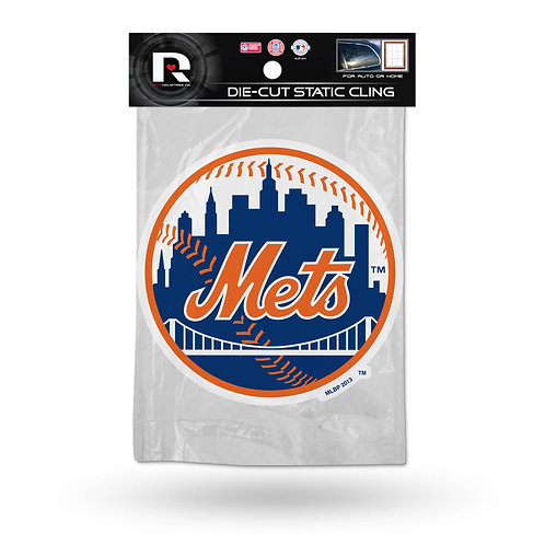 New York Mets Static Cling
