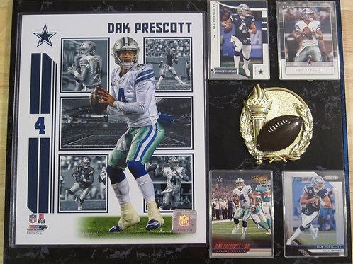 Dak Prescott Plaque