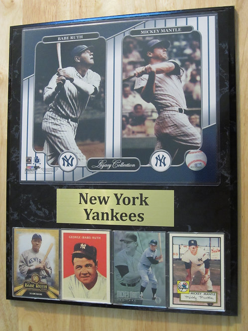 New York Yankees Classic Legacy Plaque
