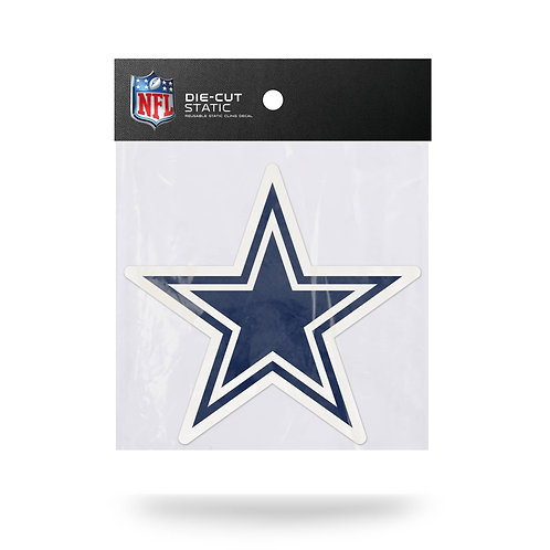 Dallas Cowboys Static Cling
