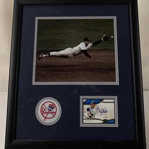 New York Yankees Graig Nettles Autographed Topps Card