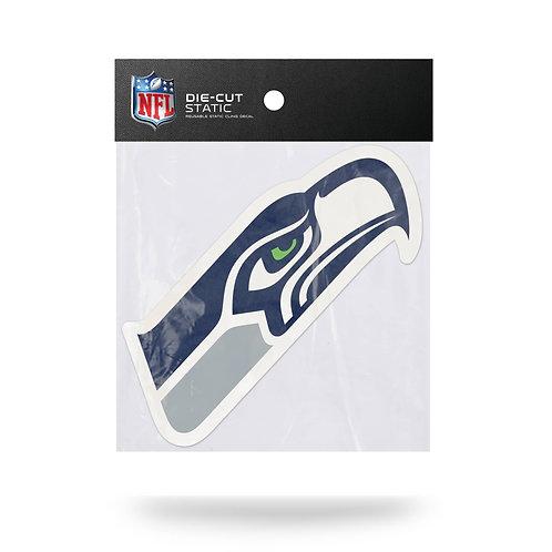 Seattle Seahawks Static Cling