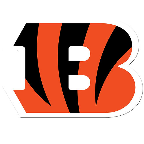 "Cincinnati Bengals 8"" Auto Decal"
