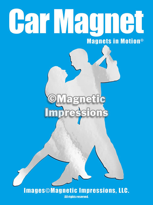 Ballroom Dance Magnet in Motion