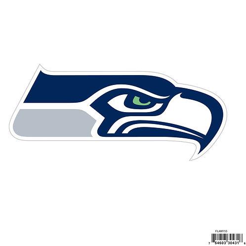 """Seattle Seahawks 8"""" Logo Magnet"""