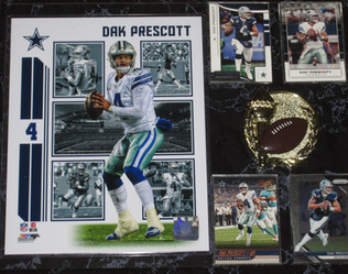 Dake Prescott Plaque