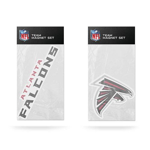Atlanta Falcons 2-Pack Magnet Set