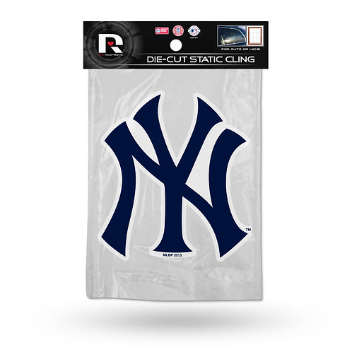 New York Yankees Static Cling