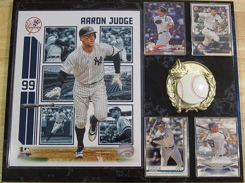 Aaron Judge Plaque