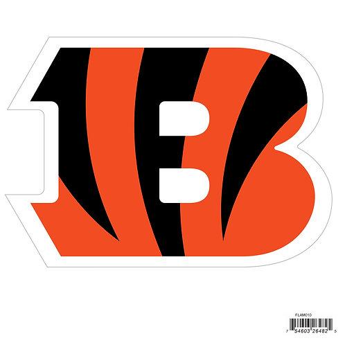 "Cincinnati Bengals 8"" Logo Magnet"