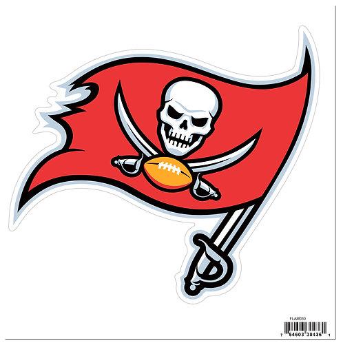 "Tampa Bay Buccaneers 8"" Logo Magnet"