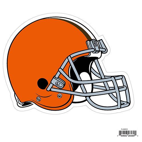 """Cleveland Browns 8"""" Logo Magnet"""