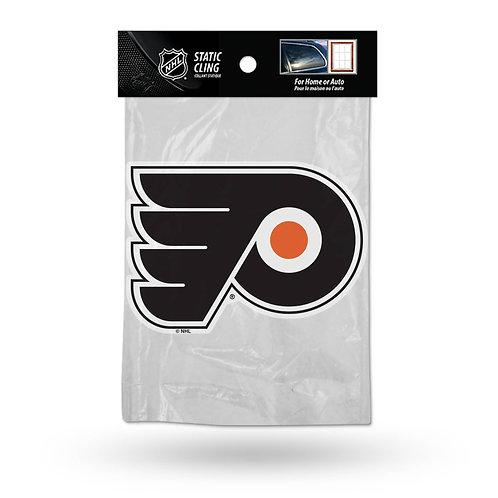 Philadelphia Flyers Static Cling