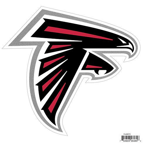 "Atlanta Falcons 8"" Logo Magnet"